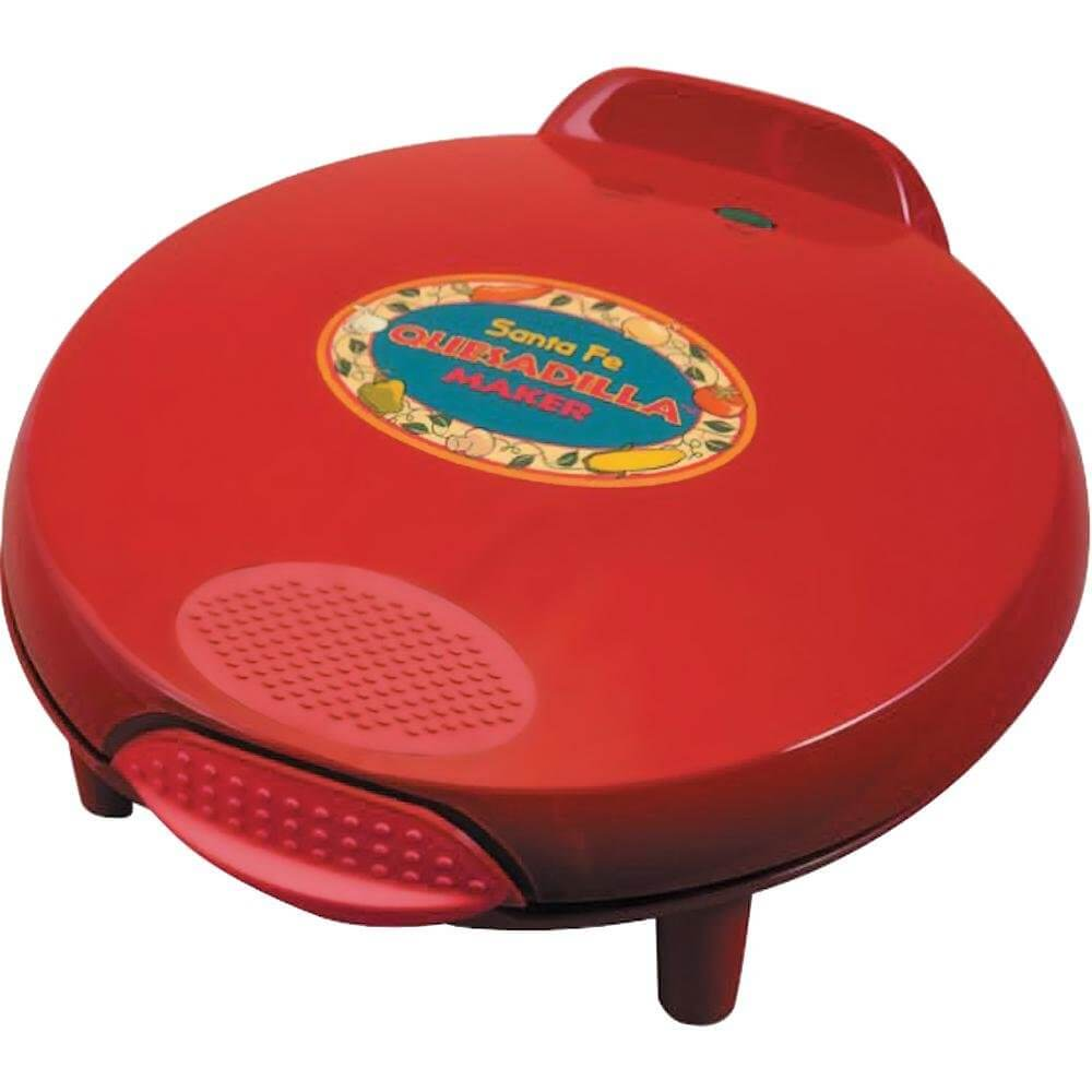 Santa Fe QM2R 900-Watt Quesadilla Maker