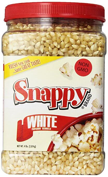 ​Snappy White Popcorn, 4 Pounds