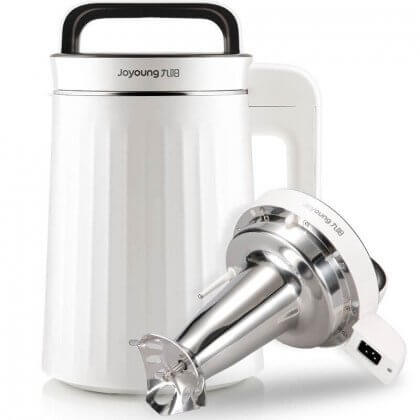​Joyoung Automatic Soy Milk Maker DJ13U-G91 with Warming Function