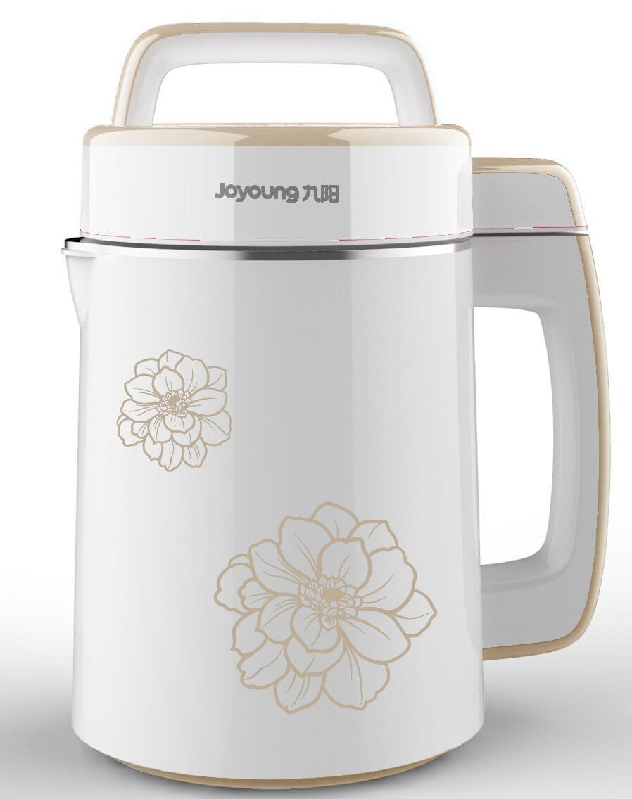 Joyoung CTS-2038 Easy-Clean Automatic Hot Soy Milk Maker