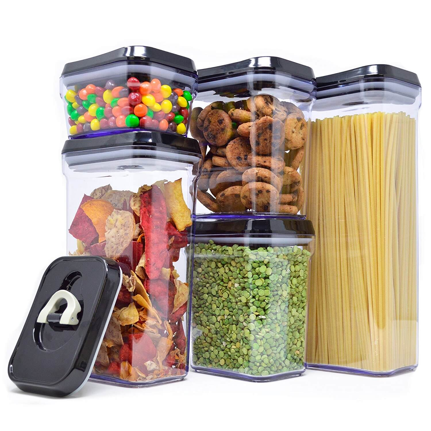 Royal Air Tight Food Storage Container Set