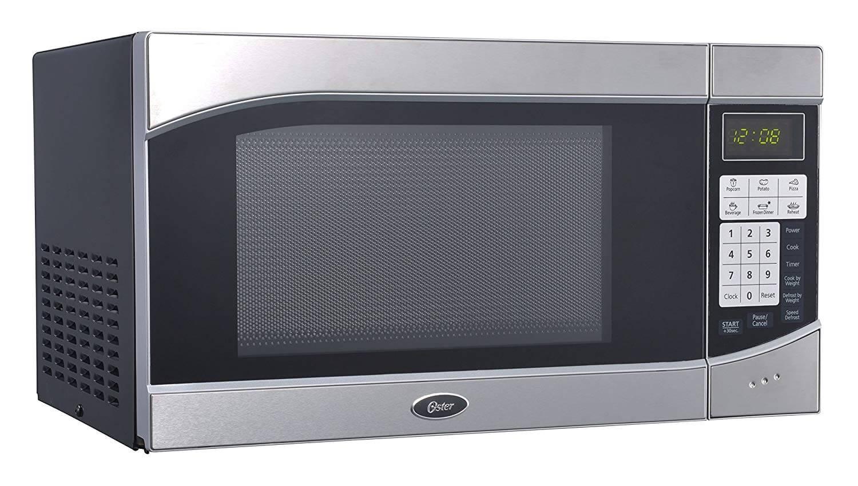 Oster Ogh6901 0 9 Cubic Feet 900 Watt Countertop Digital Microwave Oven