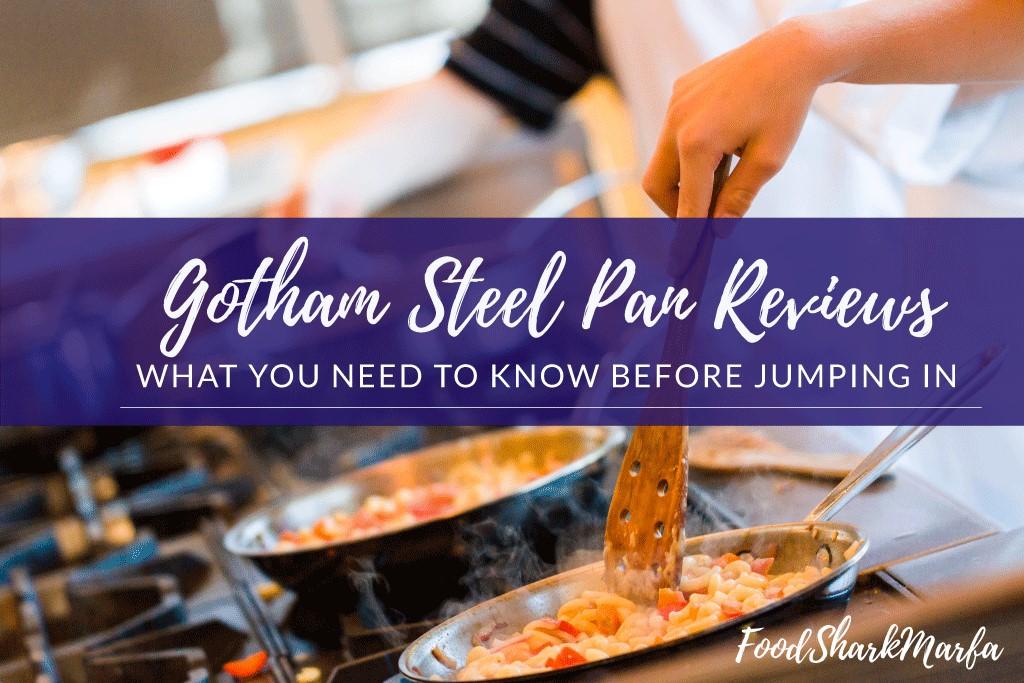 Gotham-Steel-Pan-Reviews