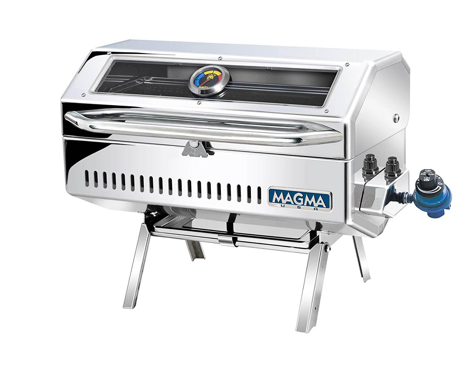 Magma A10-918-2GS Newport 2 Infra Red Gourmet Series Gas Grill