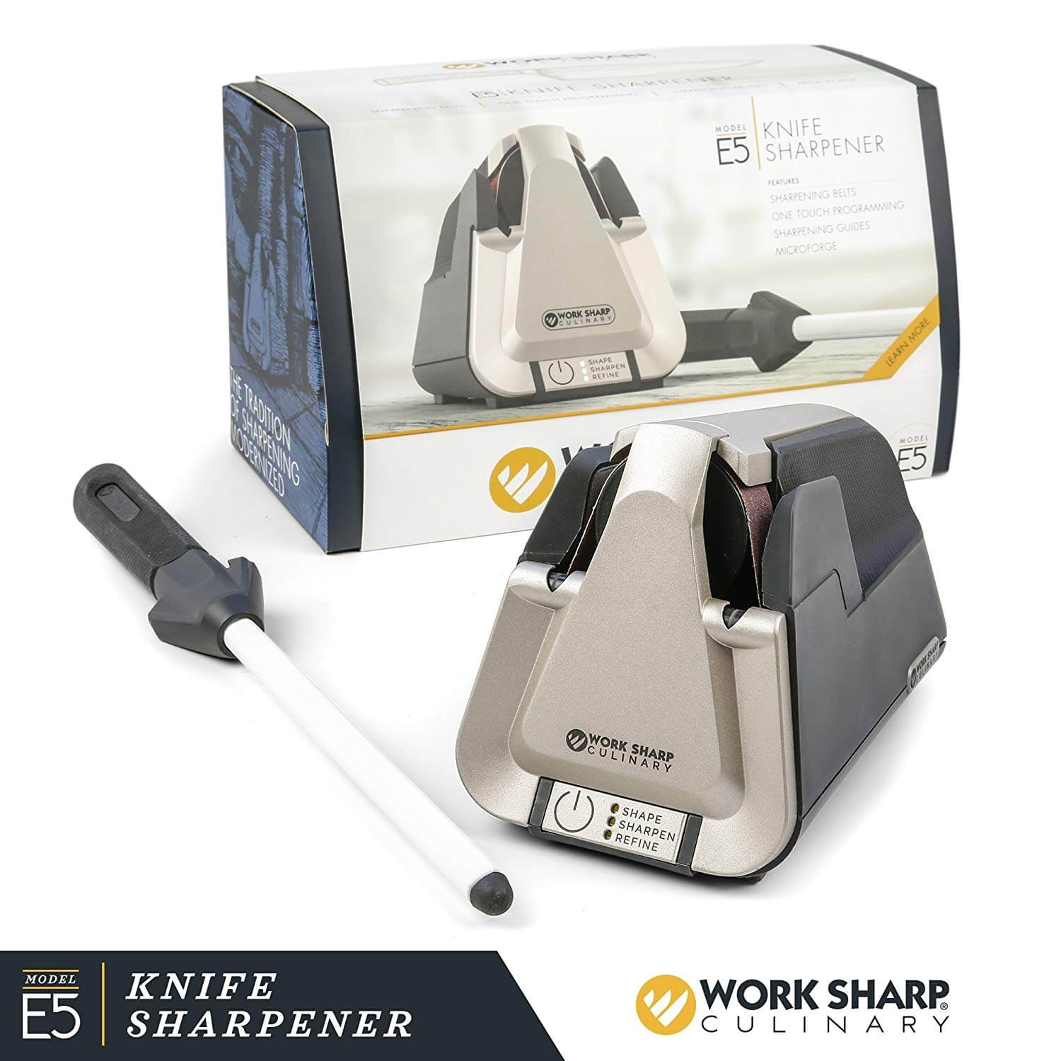 The 10 Best Electric Knife Sharpeners In 2018
