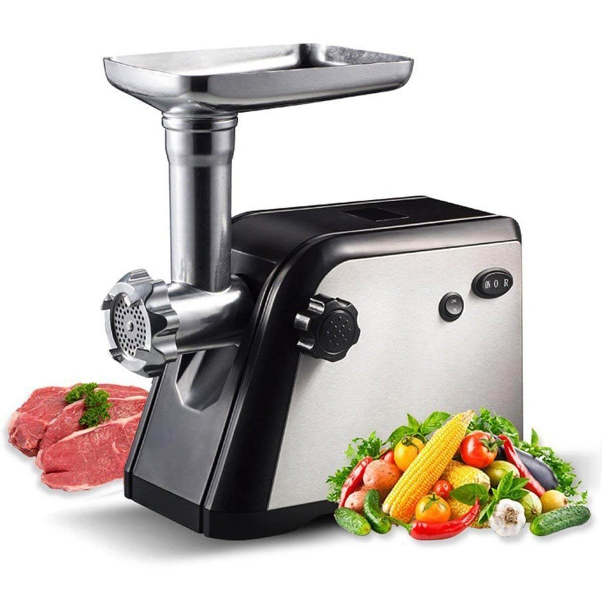Homeleader Meat Grinder, Electric Meat Mincer Sausage Stuffer