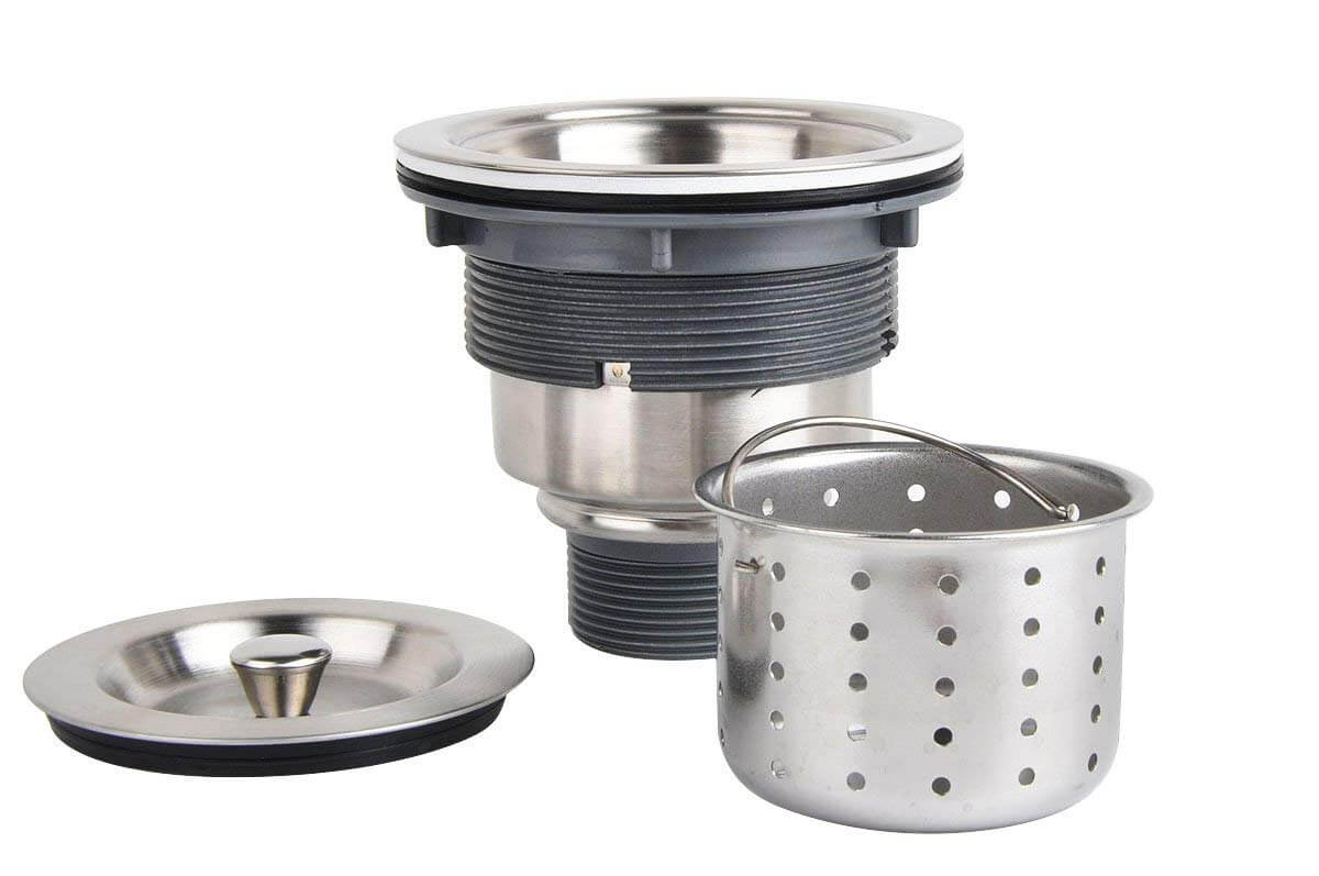 The 10 Best Kitchen Sink Strainers In 2019 Food Shark Marfa