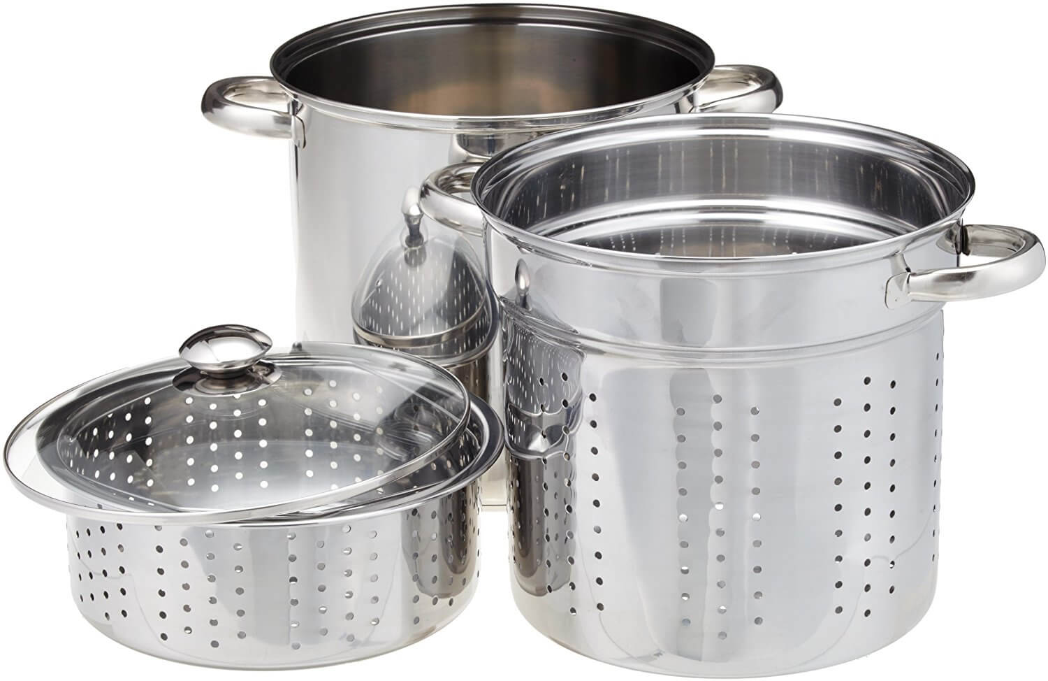 Excelsteel 4 Piece Multi-Cookware Set
