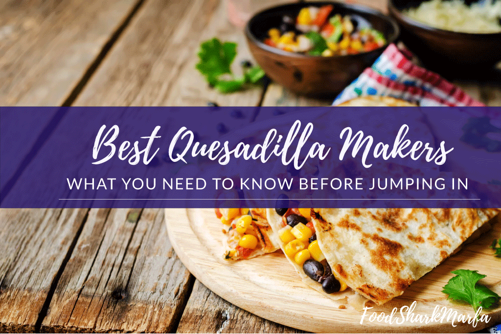 Best Quesadilla Makers