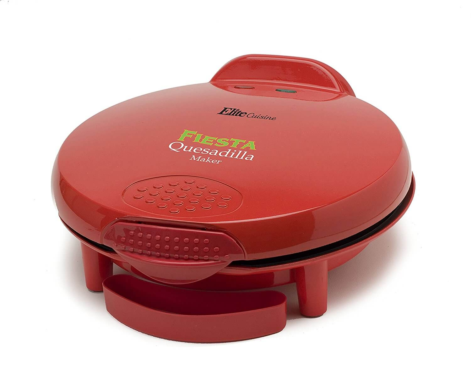 Elite Cuisine EQD-118 Maxi-Matic 11-Inch Non-Stick Quesadilla Maker