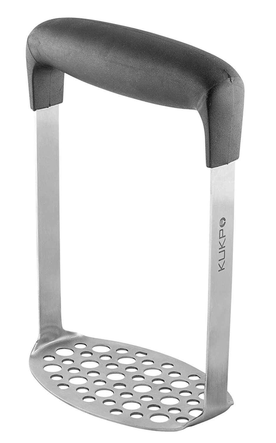Potato Masher Stainless Steel Metal for Mash Wide Grip Ricer