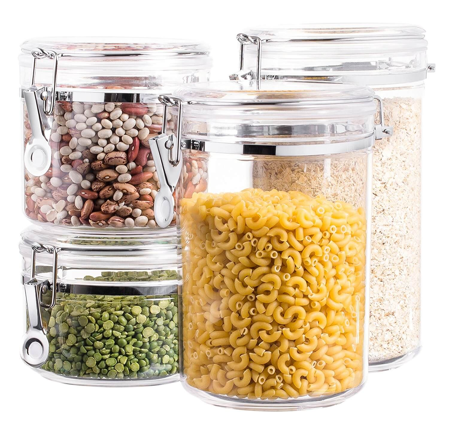 The 15 Best Airtight Containers To Keep The Snacks Crunchy For A Long Time Food Shark Marfa