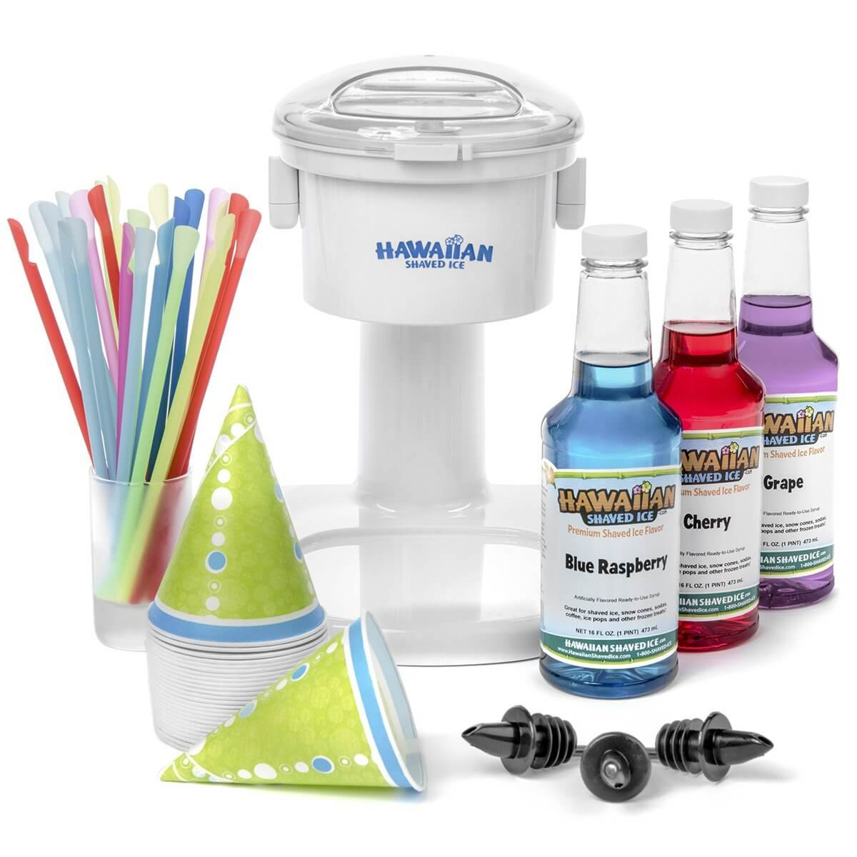 5.	Hawaiian Shaved Ice S700 Snow Cone Machine