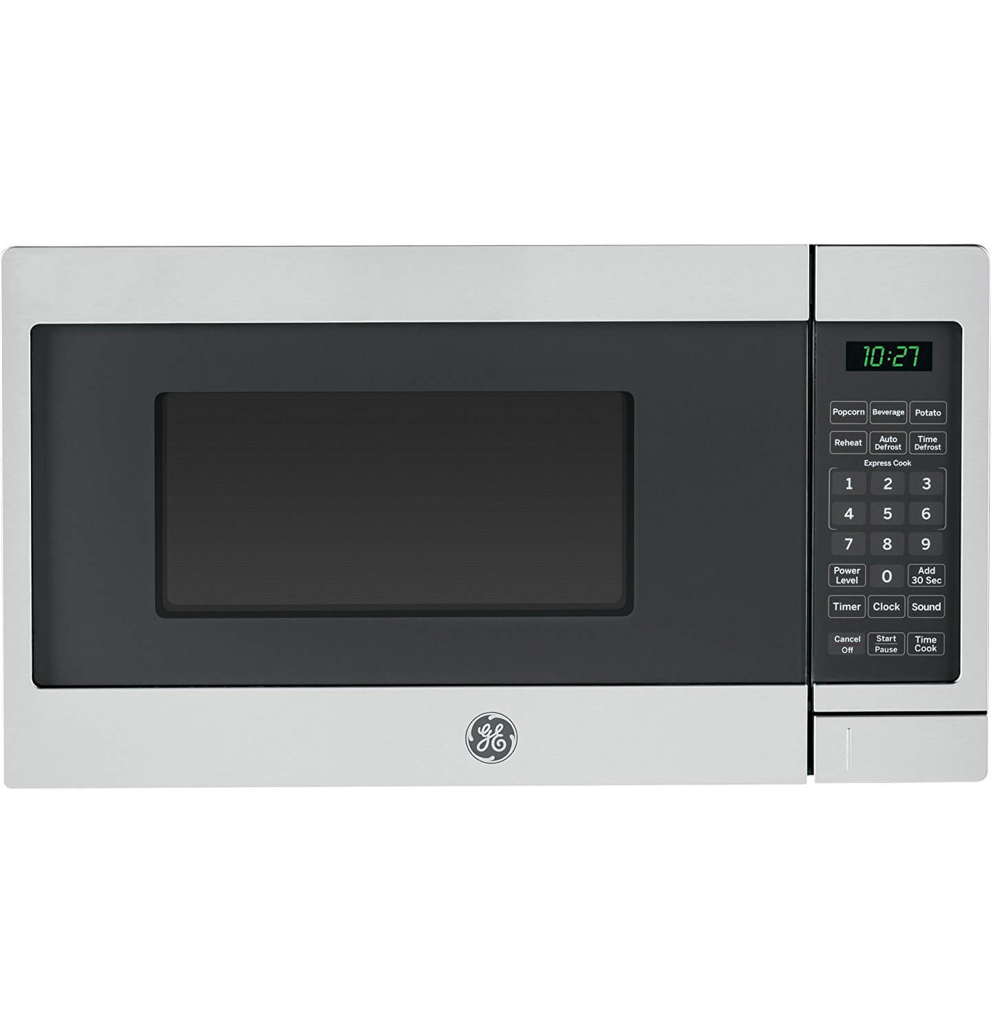 GE JES1072SHSS 0.7 Cu. Ft. Capacity Countertop Microwave Oven