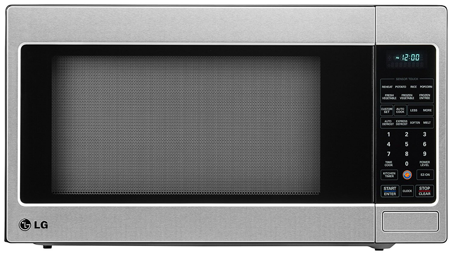 LG LCRT2010ST 2.0 Cu Ft Counter Top Microwave Oven