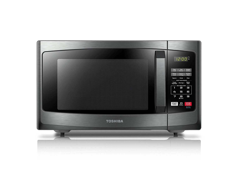 Toshiba Em925a5a Bs Microwave Oven