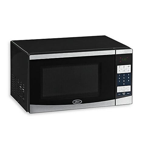 10.	College Dorm Size Compact Microwave with Digital Controls by Oster