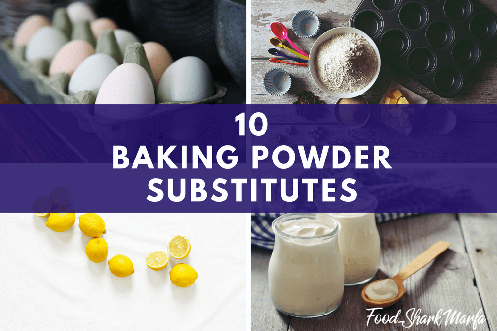 Baking Powder Substitutes