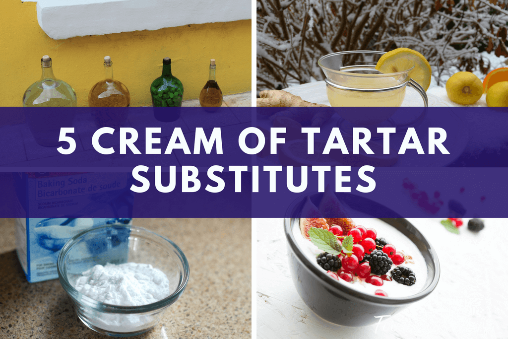 Cream of Tartar Substitutes