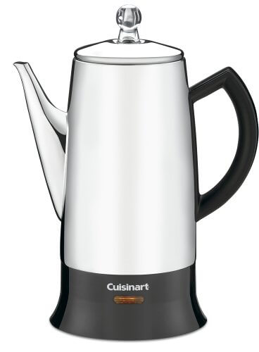 Cuisinart PRC-12 Classic Stainless-Steel Percolator