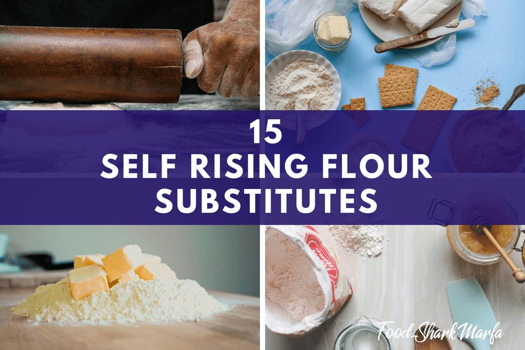 Self Rising Flour Substitutes