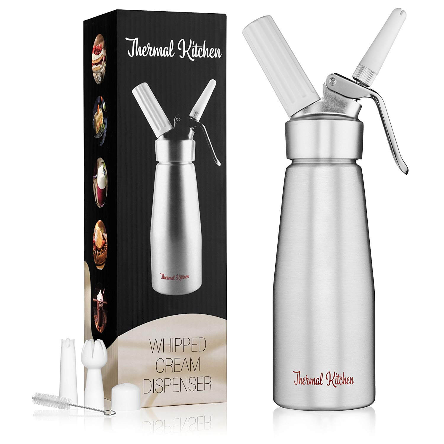 Thermal Kitchen whipped cream dispenser