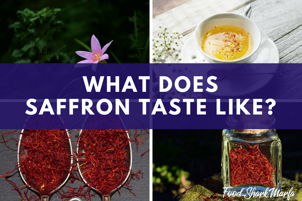 What Does Saffron Taste Like