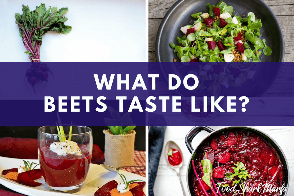 what do beets taste like