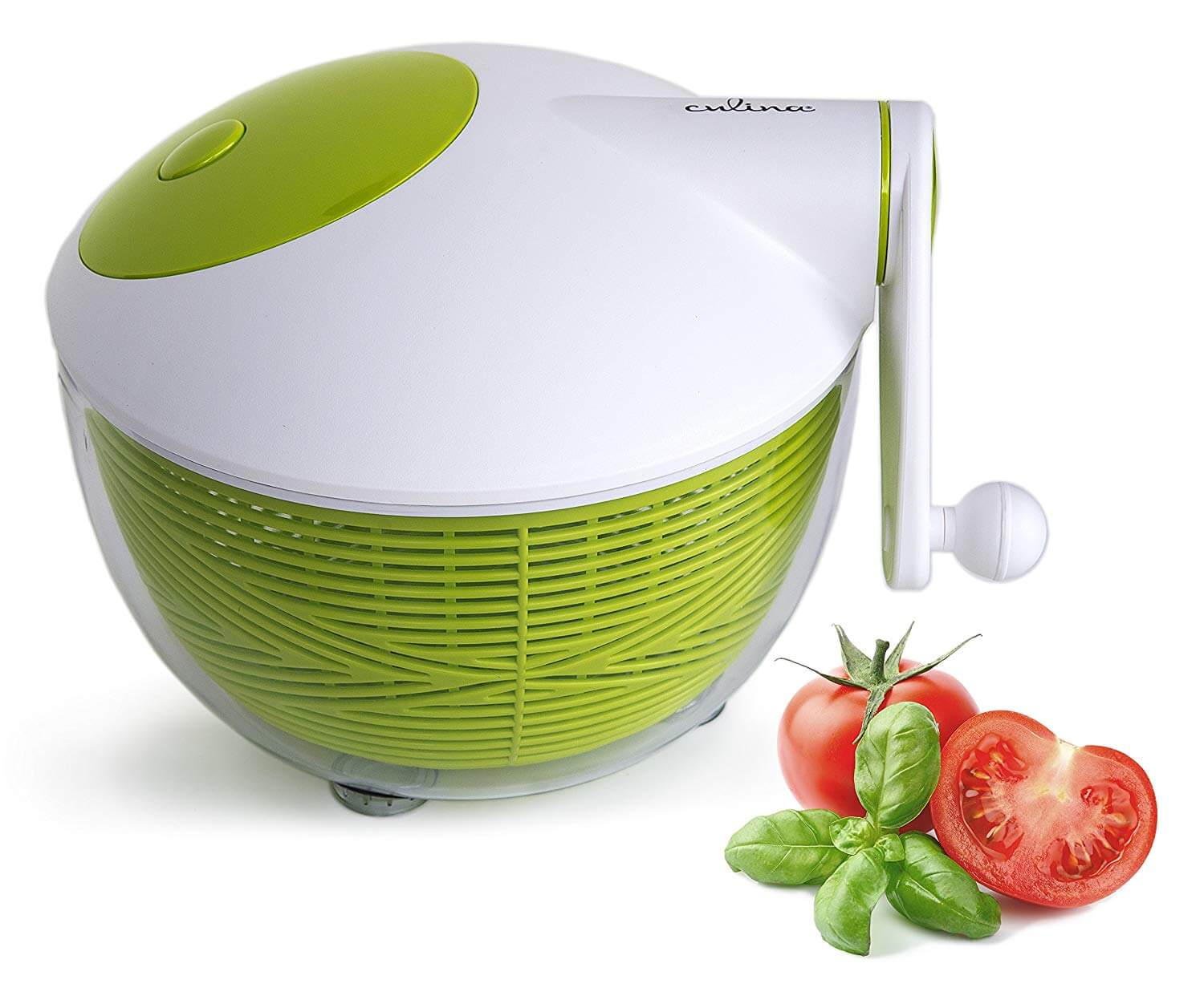 ​​Culina Space Saving Salad Spinner