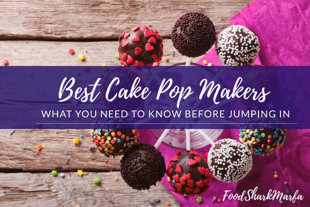 Best Cake Pop Maker