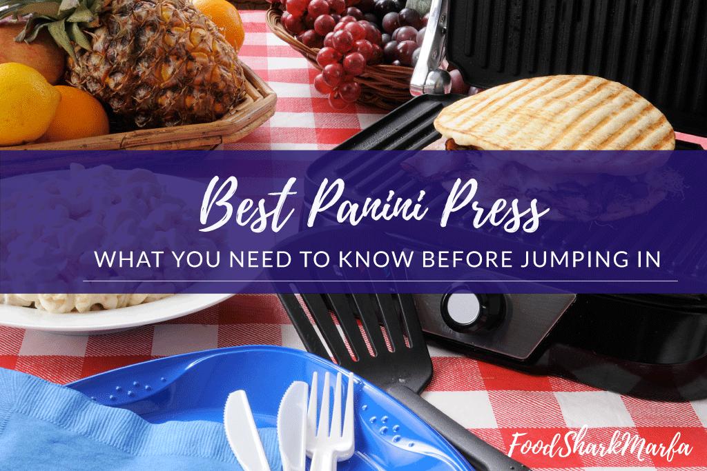 Best Panini Press
