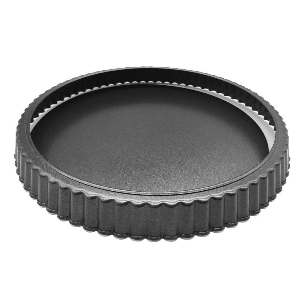 HOMOW Nonstick Heavy-Duty Tart Pan