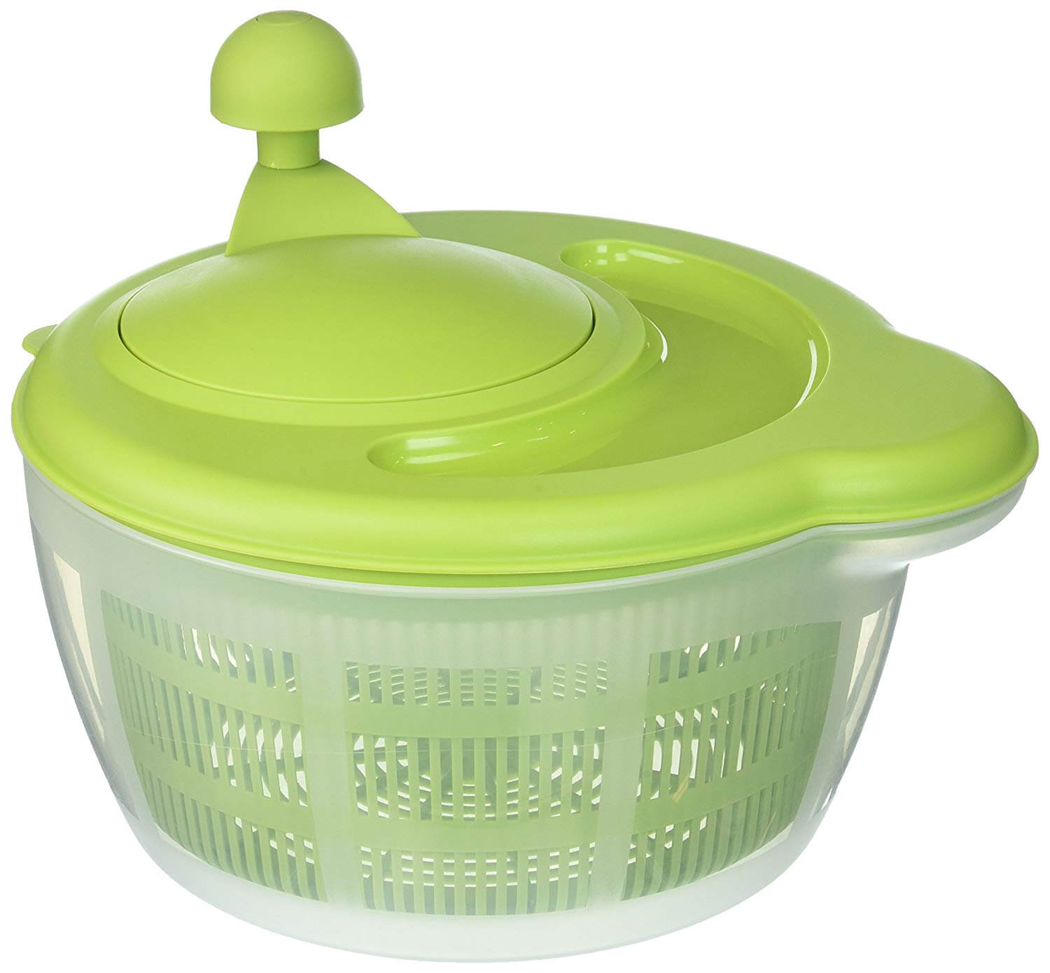 Westmark German Vegetable and Salad Spinner with Pouring Spout