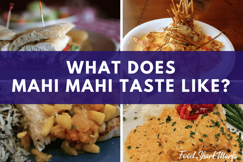 What Does Mahi Mahi Taste Like_