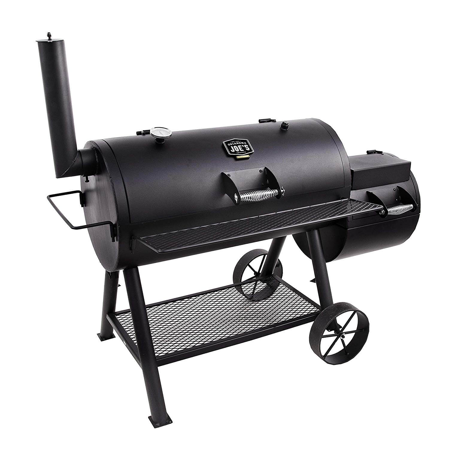 Oklahoma Joe's Longhorn Offset Smoker