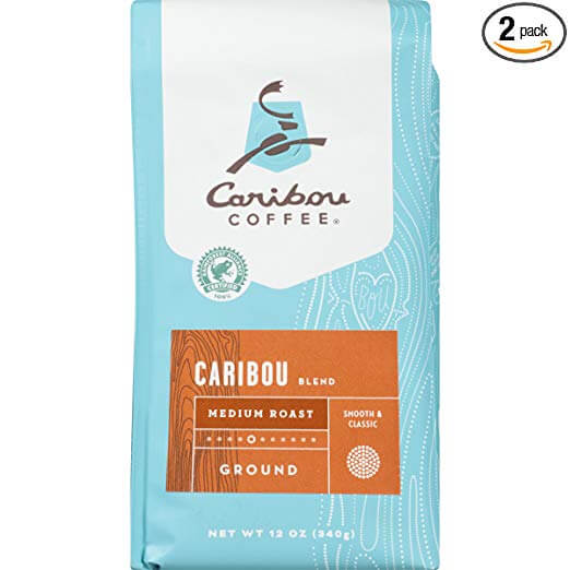Caribou Ground Coffee