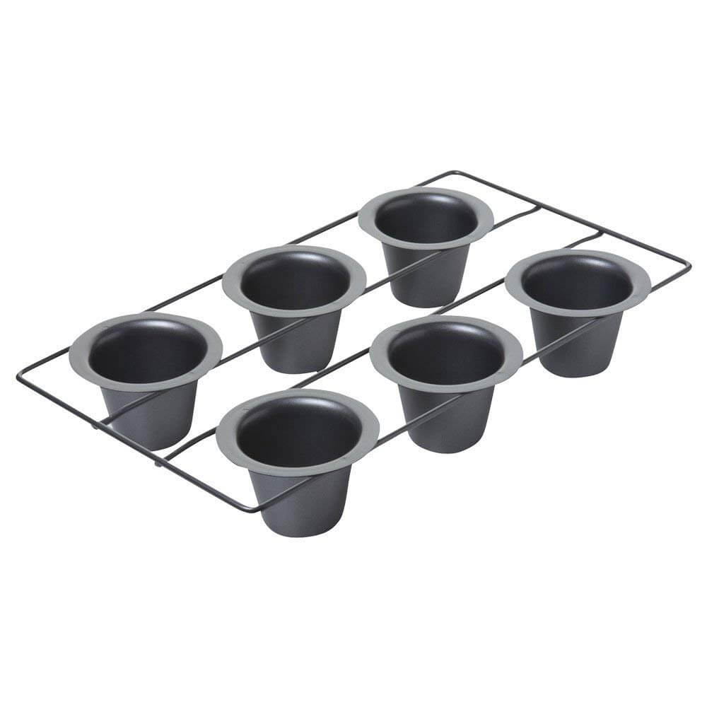 Chicago Metallic Professional 6-Cup Popover Pan