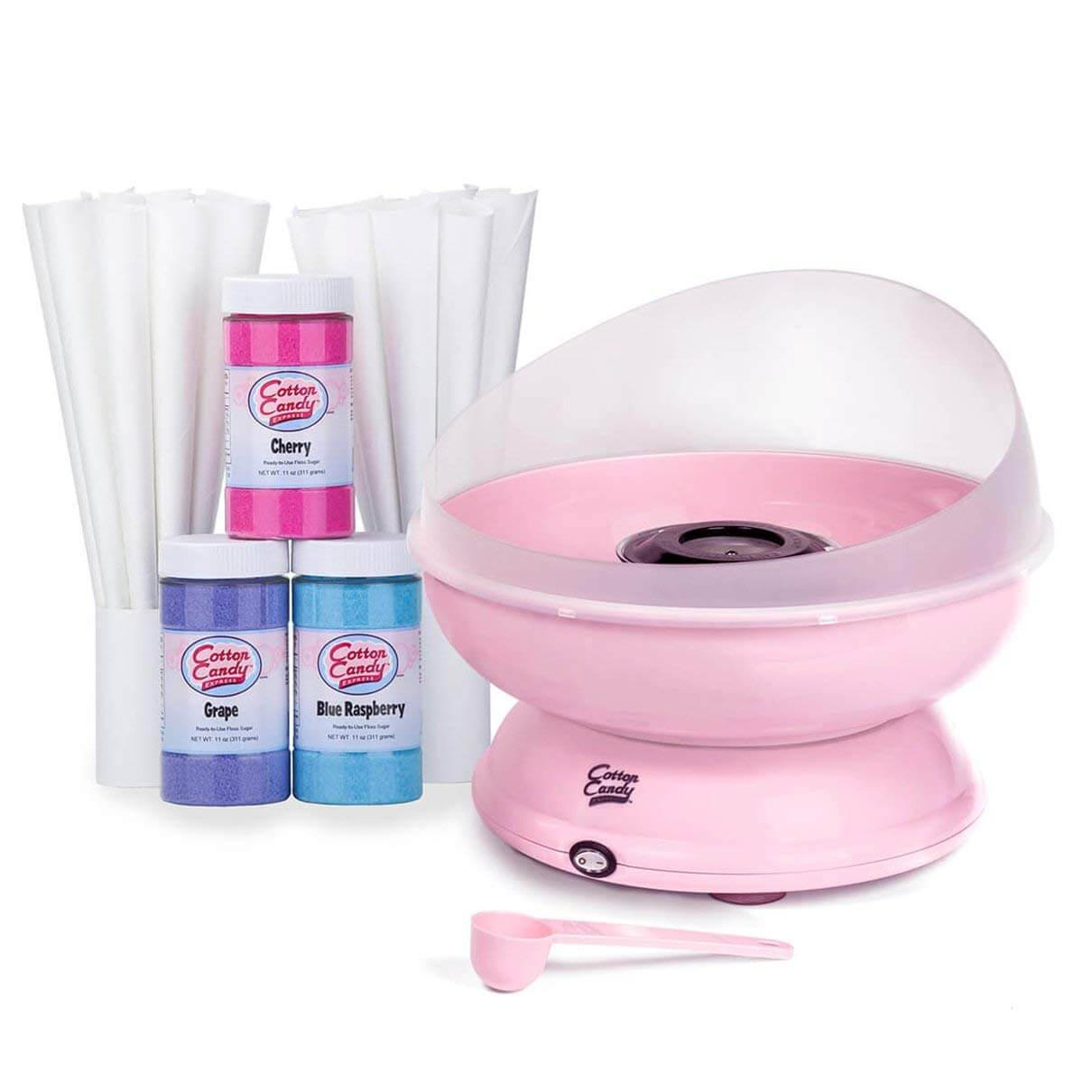 Cotton Candy Express Brand Party Kit