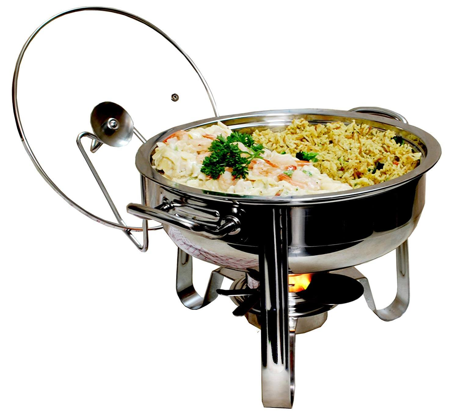 Excelsteel Stainless Chafing Dish