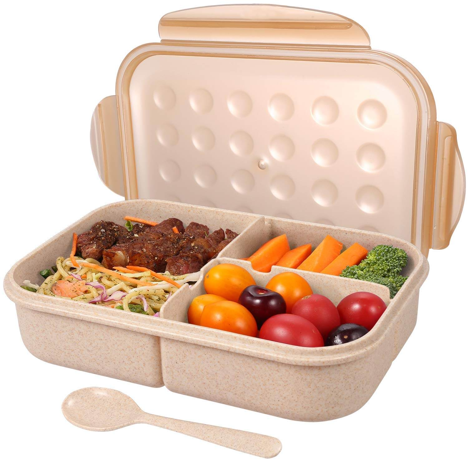 Jeopace Bento Box