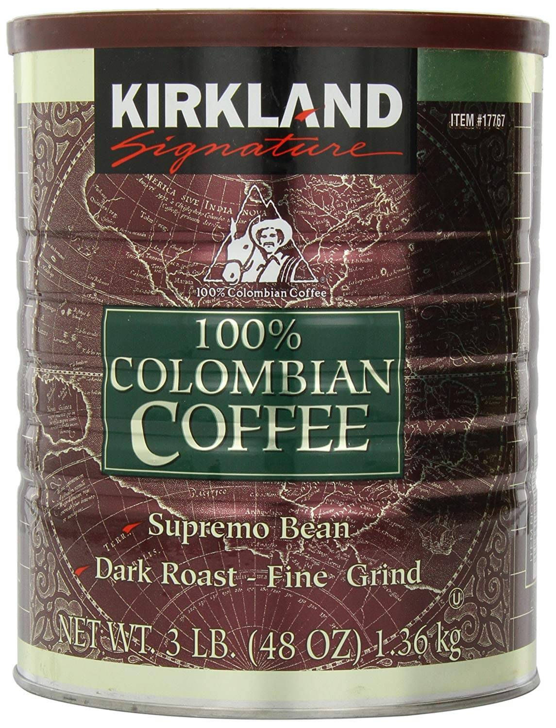 Kirkland Signature Ground Coffee