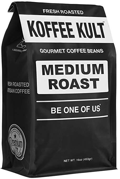 Koffee Kult Ground Coffee