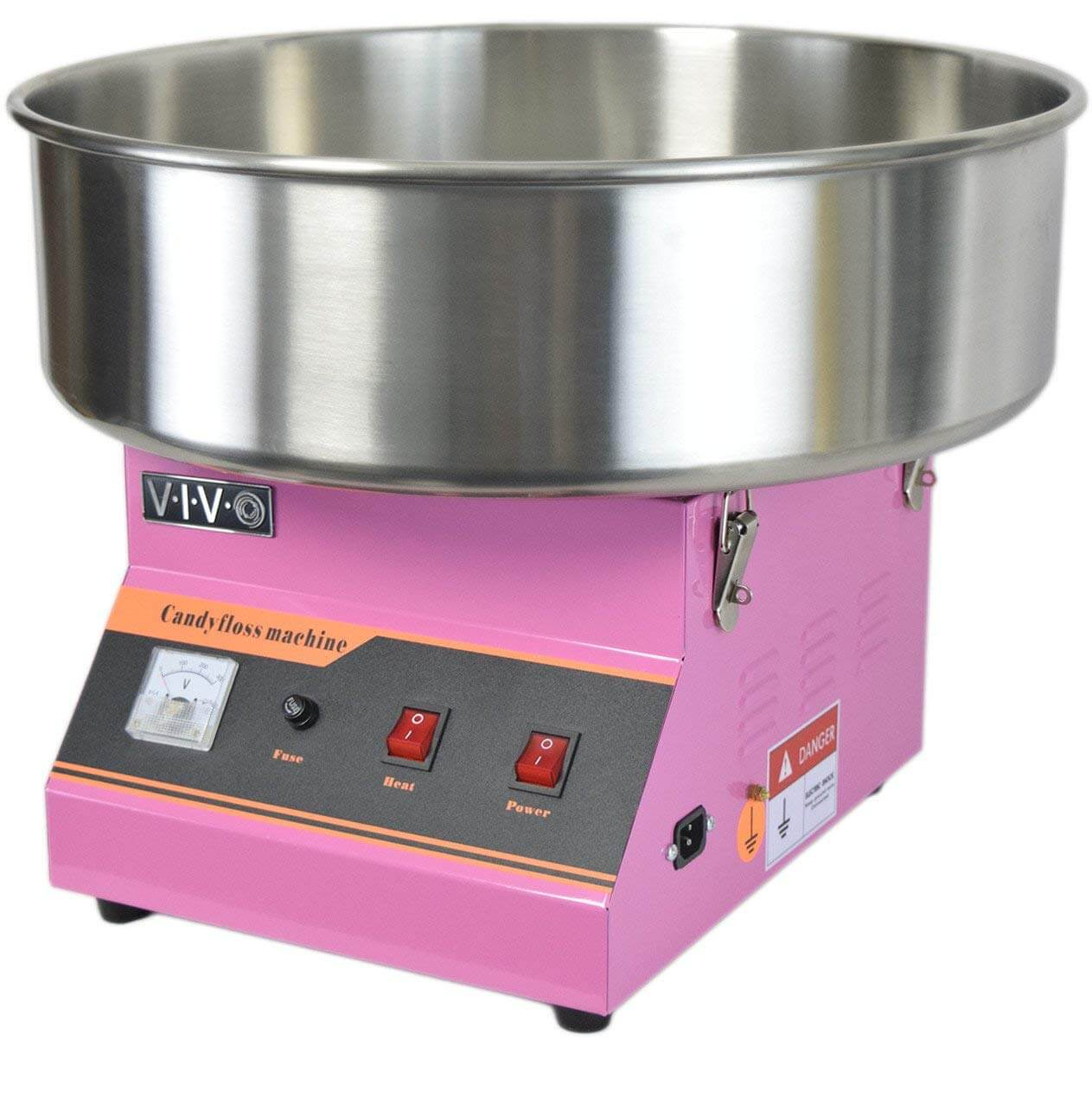 VIVO Electric Commercial Cotton Candy Machine Floss Maker