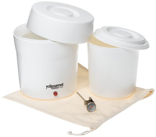 Yogourmet 104 Electric Yogurt Maker