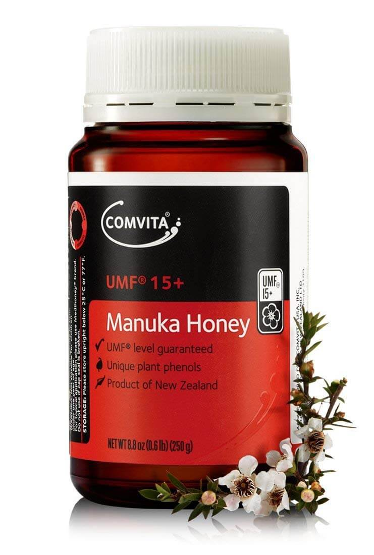 Comvita Certified UMF 15+ (MGO 514+) Manuka Honey