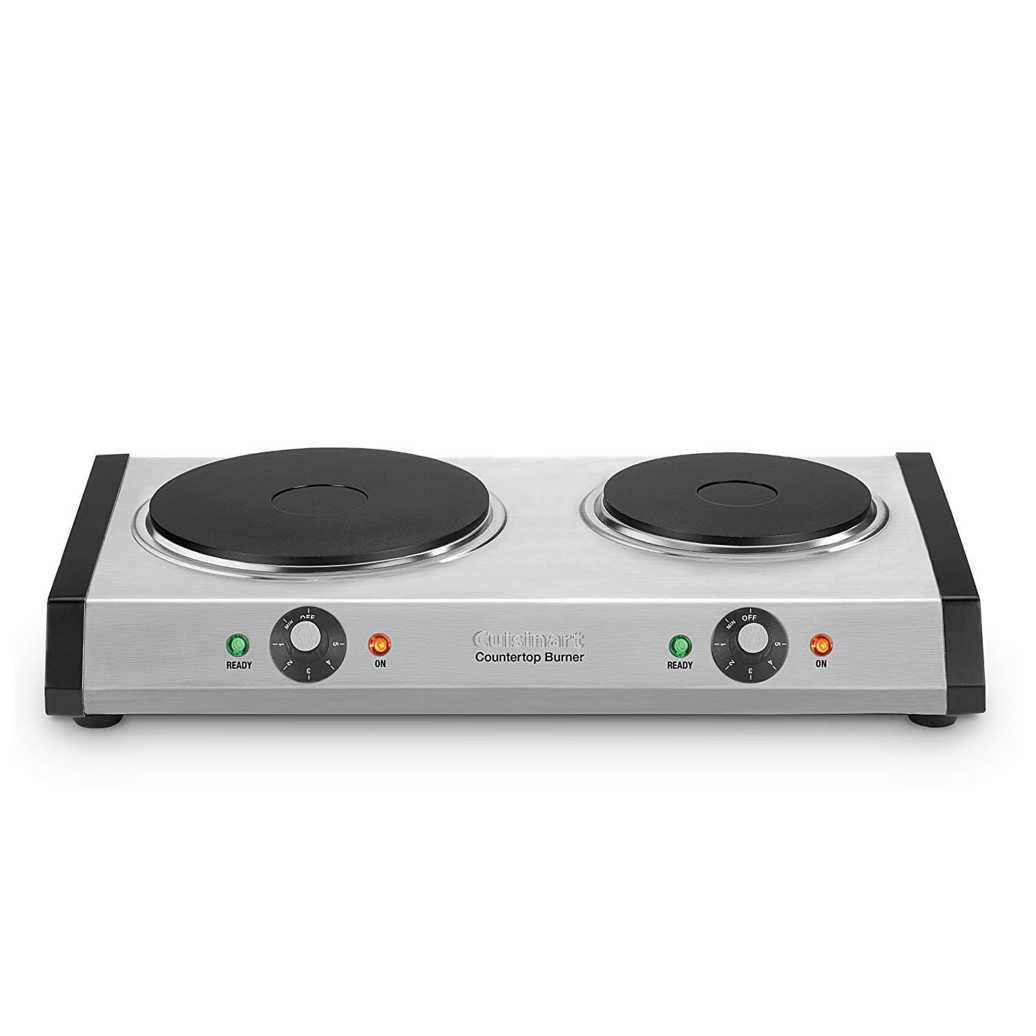 Cuisinart Cb 60 Cast Iron Double Burner