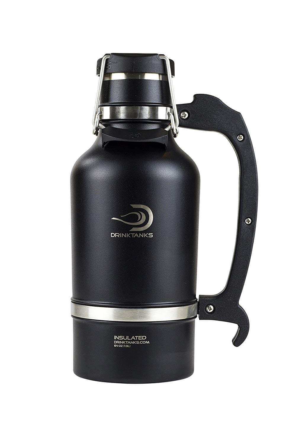 Drink Tanks Vacuum Insulated Stainless Steel Beer Growler