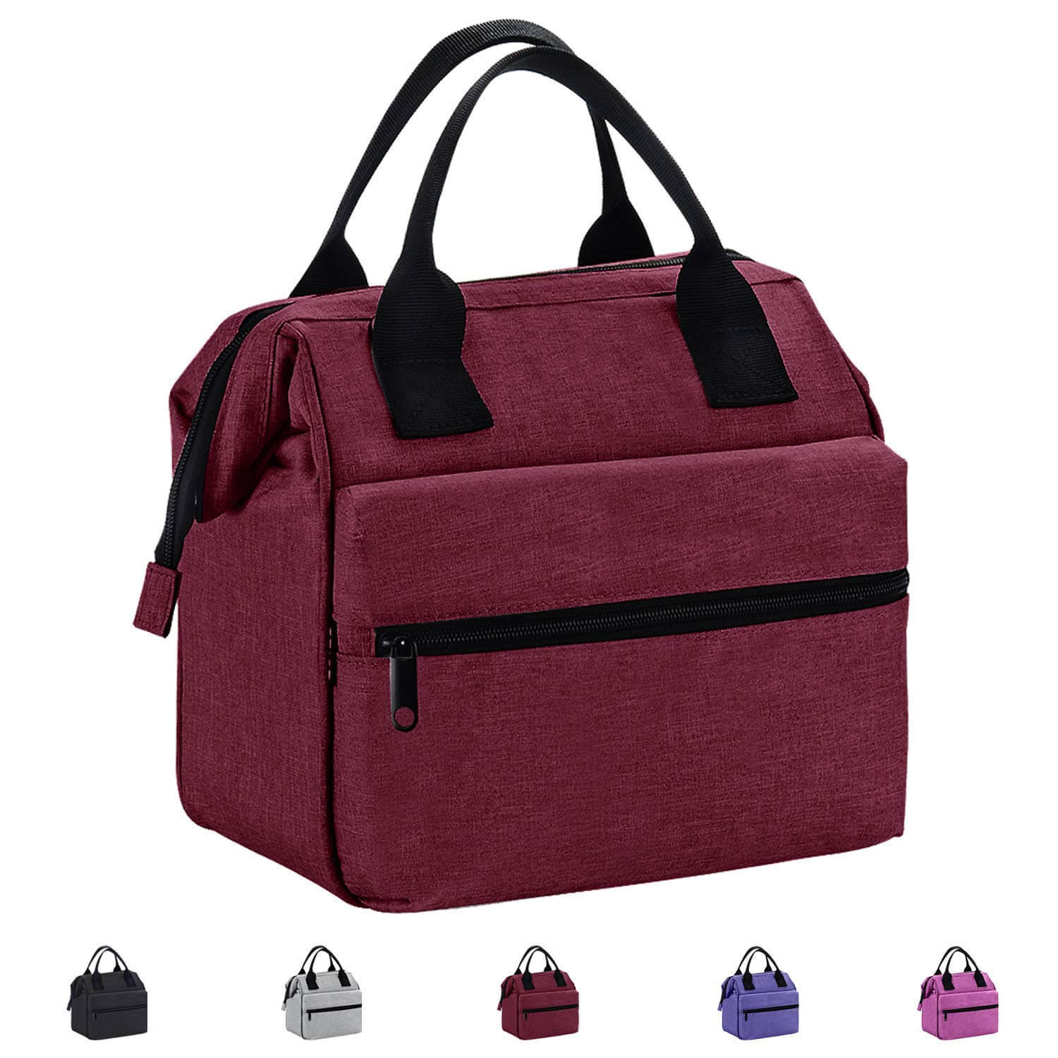 Easyfun Lunch Bags For Women&Men Insulated Lunch Box