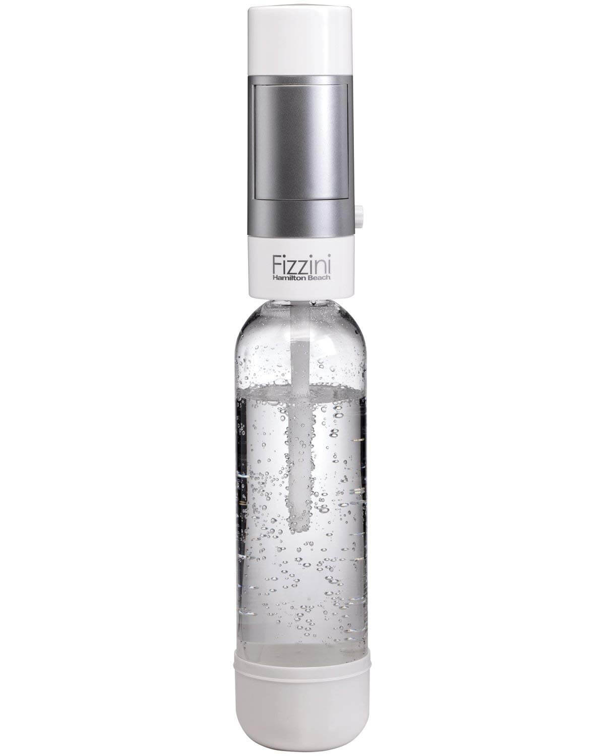 Hamilton Beach Fizzini Hand-Held Carbonated Soda Maker