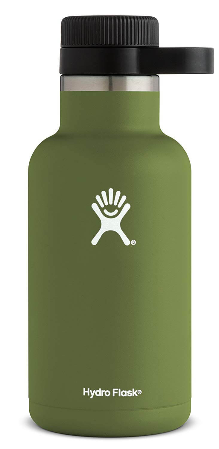Hydro Flask Double Wall Vacuum Insulated Stainless Steel Beer Growler